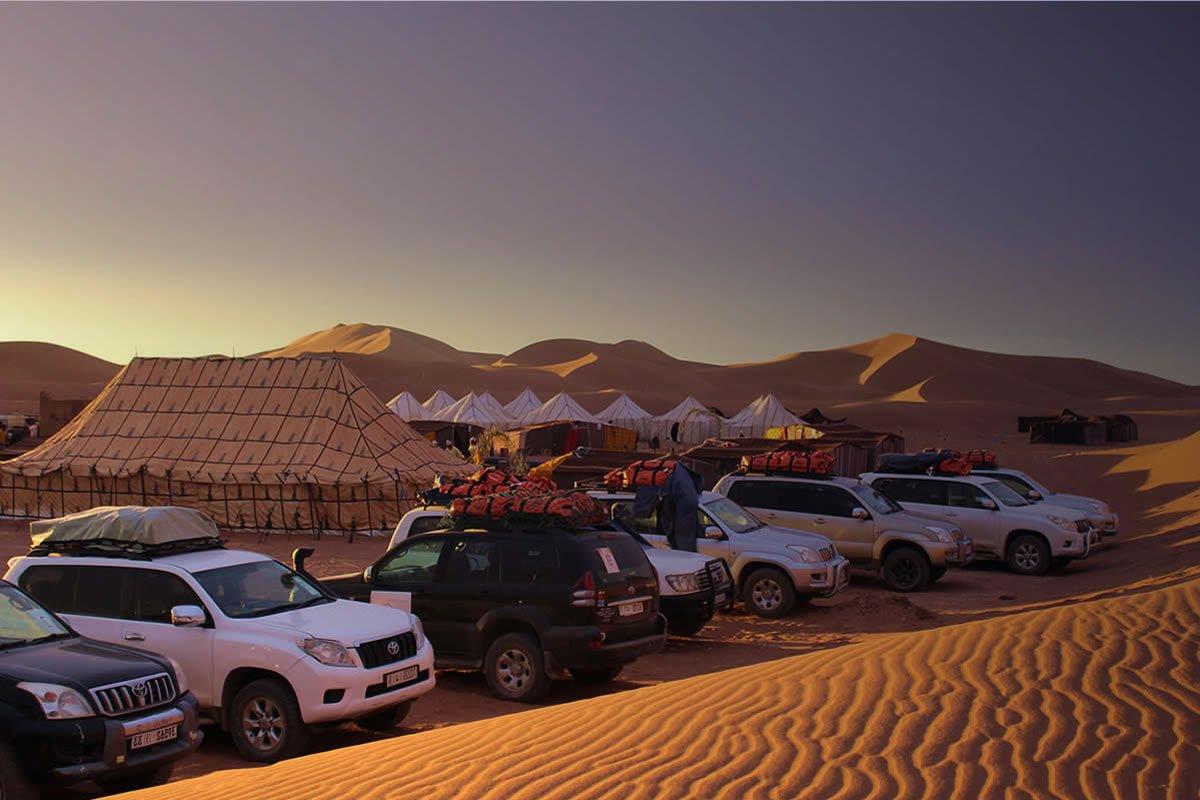 4 x 4 Tours Morocco