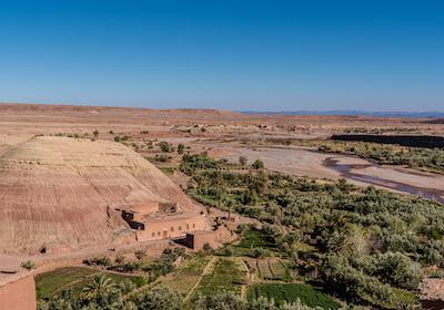 morocco day trips ait ben haddou