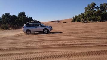 Sahara Desert Tour in 4x4 Vehicle