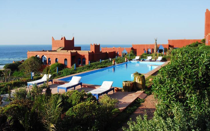 luxury beach tour morocco