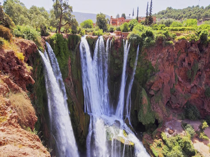 ouzoud day trip morocco