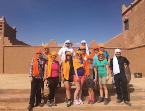 Sahara Trekking – 50K!