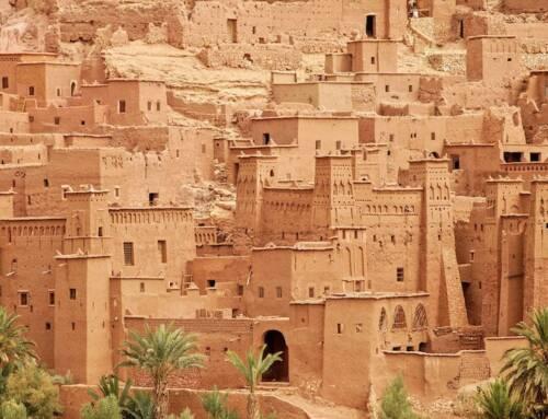 Ksar Ait Ben Haddou, Ouarzazate, Morocco