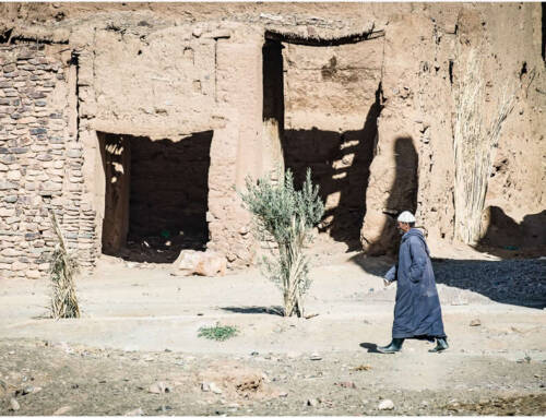 Tamegroute Koranic Library, Morocco