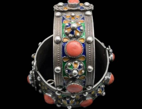 Jewellery in Morocco