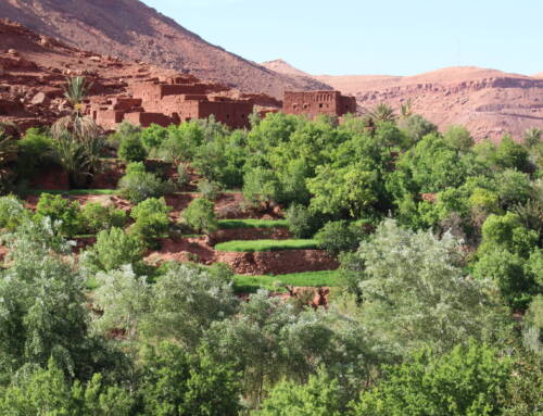 The Atlas Mountains, Morocco