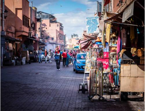 Travelling solo in Marrakech